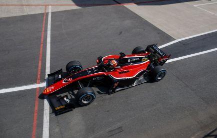 Aitken en Silverstone - SoyMotor.com