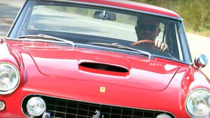 La historia de un Ferrari 250 GTE con motor V8 Chevrolet - SoyMotor.com