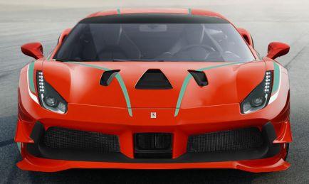 Ferrari ya trabaja en el 488 GTO - SoyMotor.com