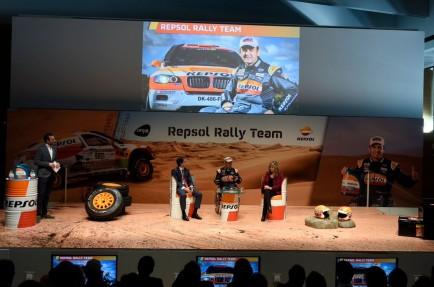 Isidre Esteve presenta su candidatura al Dakar 2018 - SoyMotor.com