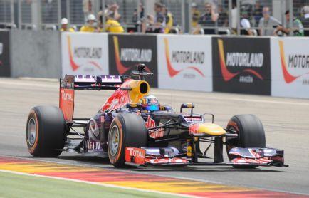 Red Bull RB8 - SoyMotor.com