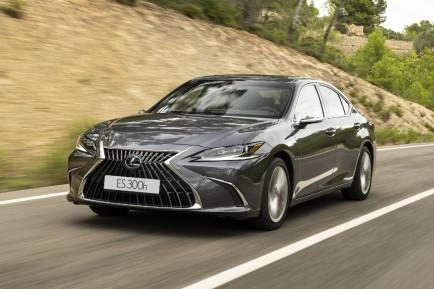 Lexus ES 300h 2022: híbrido de lujo en formato berlina - SoyMotor.com