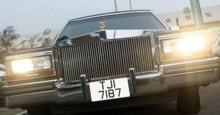 A la venta la limusina Cadillac de Donald Trump por 58.000 euros - SoyMotor.com