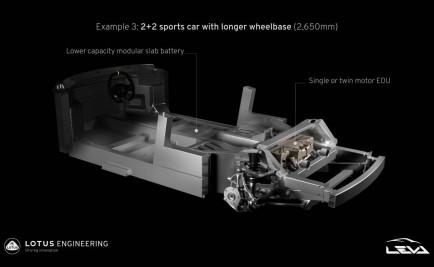 Lotus quiere que otras marcas usen su plataforma para deportivos eléctricos - SoyMotor.com