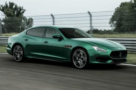 Maserati Quattroporte Trofeo: 580 caballos de elegancia italiana - SoyMotor.com