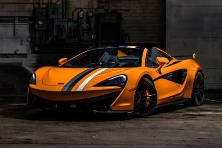 McLaren 570S Racing Through Ages - SoyMotor.com
