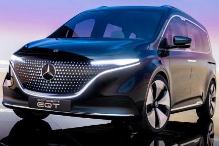 Mercedes-Benz Concept EQT - SoyMotor.com