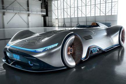 Mercedes apuesta por la tecnología eléctrica - SoyMotor.com