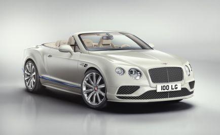 Este Bentley Continental GT Convertible recurre a la opulencia marítima y a la excelencia del detalle - SoyMotor