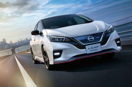 Nissan Leaf Nismo: a la venta el 31 de julio - SoyMotor.com