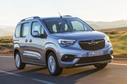 Opel Combo Life 2018 - SoyMotor.com