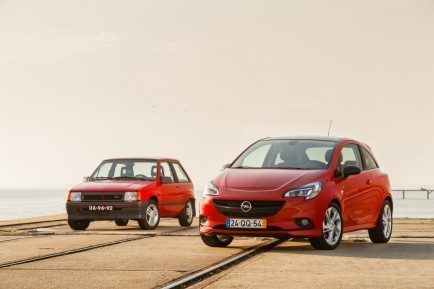 Opel Corsa: un mito que llega a las seis generaciones - SoyMotor.com
