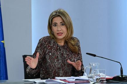 Raquel Sánchez, ministra de Transportes, Movilidad y Agenda Urbana - SoyMotor.com
