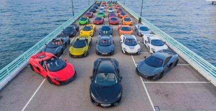 Una reunión de McLaren por Año Nuevo - SoyMotor.com