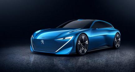 El Peugeot Instinct Concept es un prototipo audaz y con ciertos toques futuristas - SoyMotor