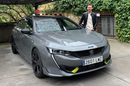 Peugeot 508 PSE 2021: nueva era deportiva y electrificada - SoyMotor.com