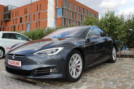 El Tesla récord de Peeters y Cools – SoyMotor.com