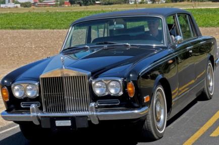 Se trata de un Rolls-Royce Silver Shadow de 1970 - SoyMotor.com