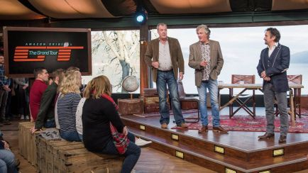 'The Grand Tour' prepara una segunda temporada más espectacular - SoyMotor