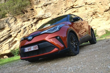 Toyota C-HR 2020: retoques y nuevo motor más potente - SoyMotor.com