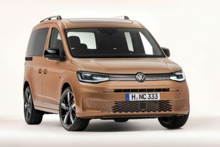 Volkswagen Caddy 2020: un vehículo para todo - SoyMotor.com