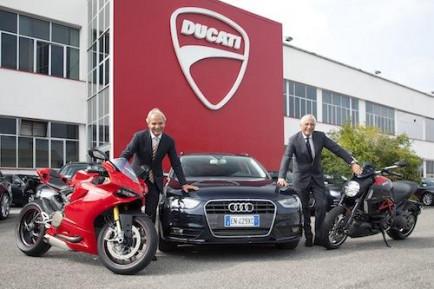 Volkswagen se plantea vender Ducati - SoyMotor.com