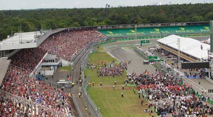 La Fórmula 1 busca una nueva sede para el GP de Alemania