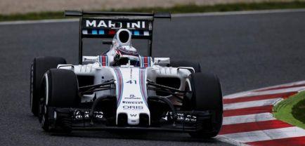 Bottas y Lynn, favoritos para ser titulares de Williams en 2017