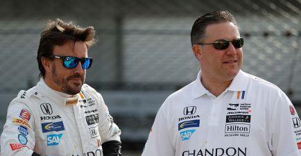 """La edad de Alonso no preocupa a Brown: """"Con 36 años no se es viejo"""""""