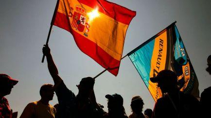 Alonso y la burbuja de la Fórmula 1 en España