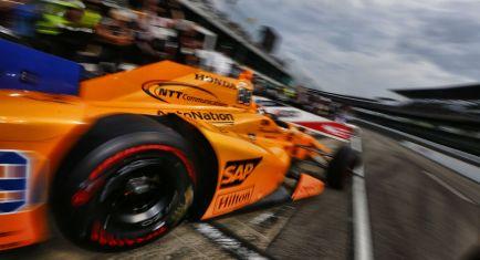 McLaren, indecisa sobre acudir a la Indy 500 en 2018