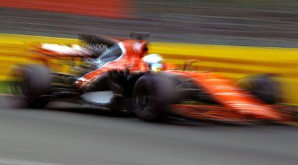 """Alonso: """"Te sale todo bien y estás el 13, esa es la tristeza"""""""
