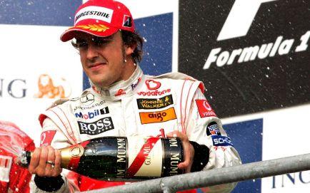 "Scheckter: ""Alonso se comporta mal a veces, por ejemplo en 2007"""