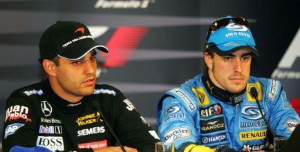 """Montoya aconseja a Alonso: """"Tendrá problemas con el tráfico"""""""