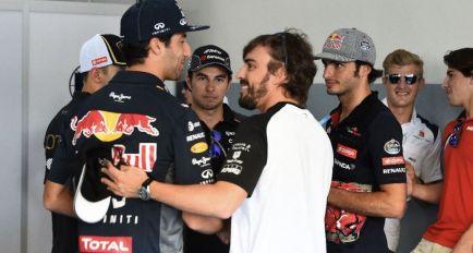 """Ricciardo y el viaje de Alonso a la Indy 500: """"Yo también lo haría"""""""