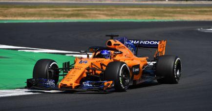 McLaren, contra las rectas de Hockenheim