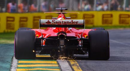Análisis Libres 1 y 2 GP Australia F1 2017: Mercedes aún manda