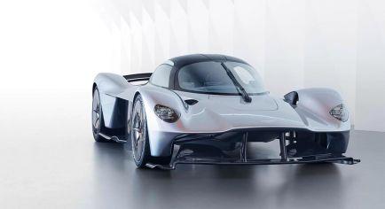 Aston Martin, capaz de fabricar motores F1 si bajan los costes