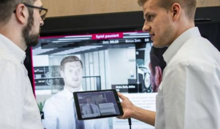 Audi Virtual Training: la forma más innovadora de aprender