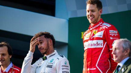 "Hamilton, segundo en Australia: ""Tendremos una lucha real"""