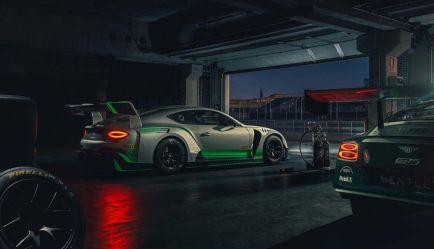 Andy Soucek sigue con Bentley en GT para 2018