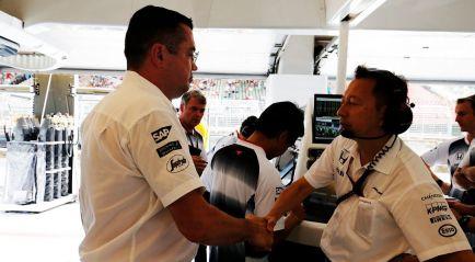 """Boullier: """"La relación con Honda nunca ha sido tan próxima"""""""