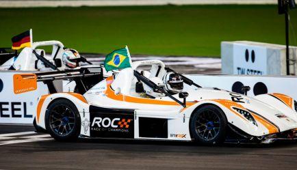 Castroneves y Di Grassi representarán a Brasil en la ROC