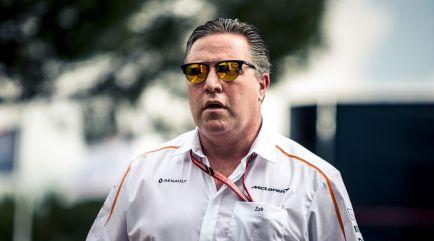 """McLaren identifica su problema: """"No se ve en el túnel de viento"""""""