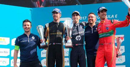 Buemi gana por primera vez el Buenos Aires ePrix
