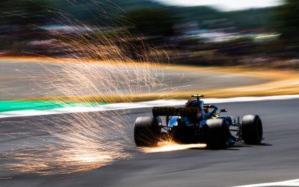 Sainz mira más allá del cuarto puesto: a por Red Bull y Ferrari