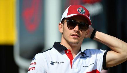 """Briatore quiere a Leclerc en Ferrari: """"Con Räikkönen no ganarán"""""""