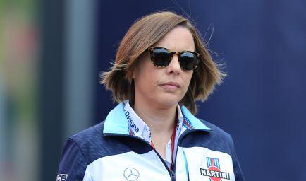 Claire Williams ya le busca sustituto a Martini