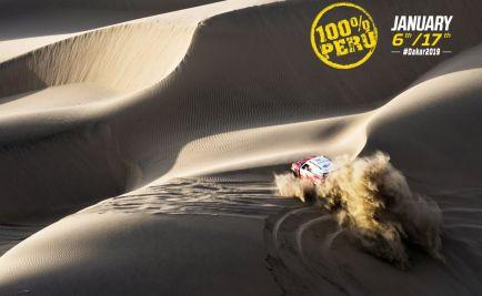El Dakar anuncia su recorrido para la edición 2019