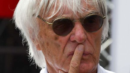 """Ecclestone, contra Liberty: """"No quieren que vaya a las carreras"""""""
